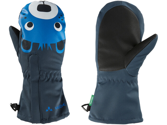VAUDE Snow Cup Small Guanti Bambino, steelblue